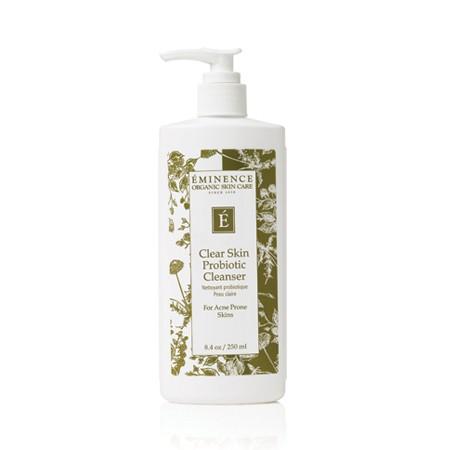 Eminence Organics Clear Skin Probiotic Cleanser 8.4 oz / 250 ml