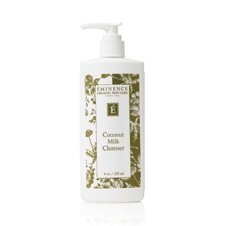 Eminence Organics Coconut Milk Cleanser 8 oz / 250 ml