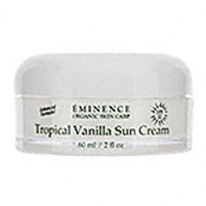 Eminence Organics Tropical Vanilla Sun Cream SPF 32 2oz
