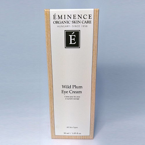 Eminence Organic Wild Plum Eye Cream 1.05 oz / 30 ml