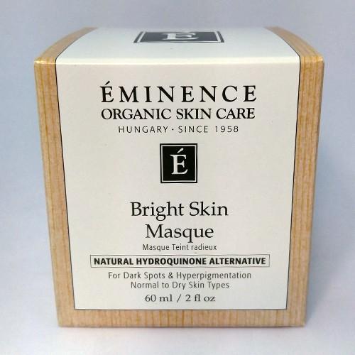 Eminence Organic BRIGHT SKIN MASQUE 2 oz / 60 ml