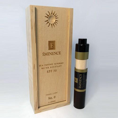 Eminence Organic Sun Defense Minerals SPF 30 (Translucent #0) 8g
