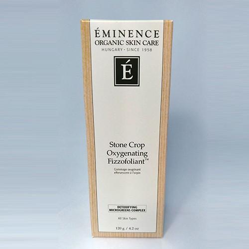 Eminence Organic Stone Crop Oxygenating Fizzofoliant 4.2 oz