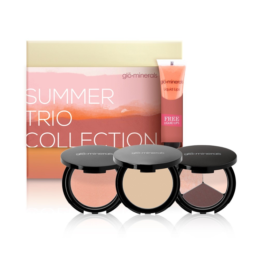 gloMinerals Summer Trio Collection