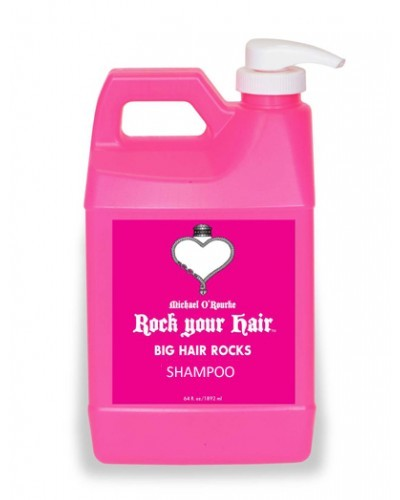 Rock Your Hair Big Hair Rocks Shampoo 64 oz.