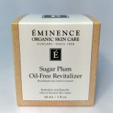 Eminence Organic Sugar Plum Oil Free Revitalizer 2 oz / 60 ML