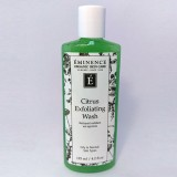 Eminence Organic CITRUS EXFOLIATING WASH 4 oz / 125 ML