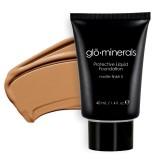 gloMinerals Protective Liquid Foundation - Matte II Beige