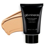gloMinerals Protective Liquid Foundation - Matte II Golden Light