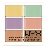 NYX 3C PALETTE-CONCEAL, CORRECT, CONTOUR-MEDIUM