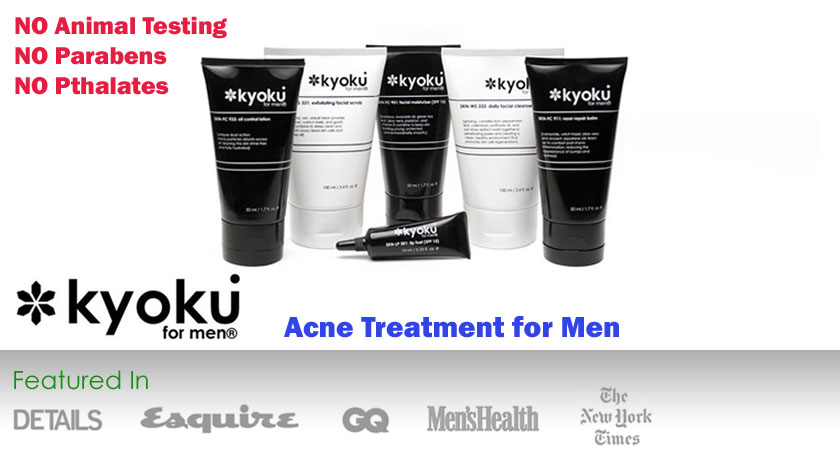 Kyoku - Skincare For Men